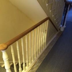 Replica period staircase